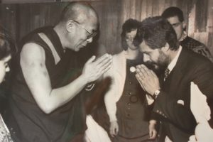 Dalia Lama receives Courage of Conscience Award