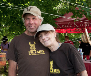 Maple Farm Sanctuary Founders