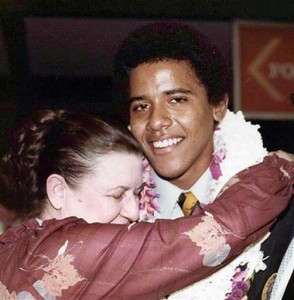 Madelyn Payne, Barack Obama